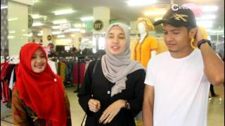 Ini Kesan Dhini Aminarti dan Dimas Seto Saat Belanja di BT Batik Trusmi