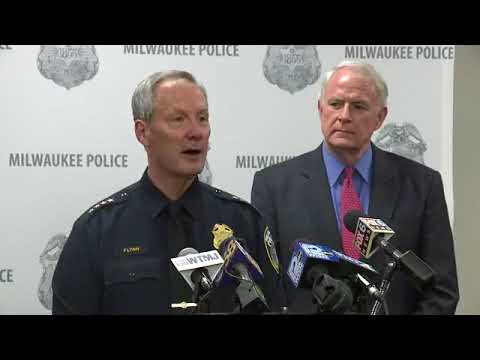 Milwaukee Police Chief Ed Flynn announces his retirement from MPD