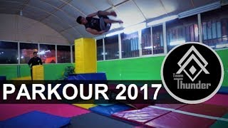 Cover images PARKOUR & FREERUNNING 2017 GYM EDITION - Thunder Team