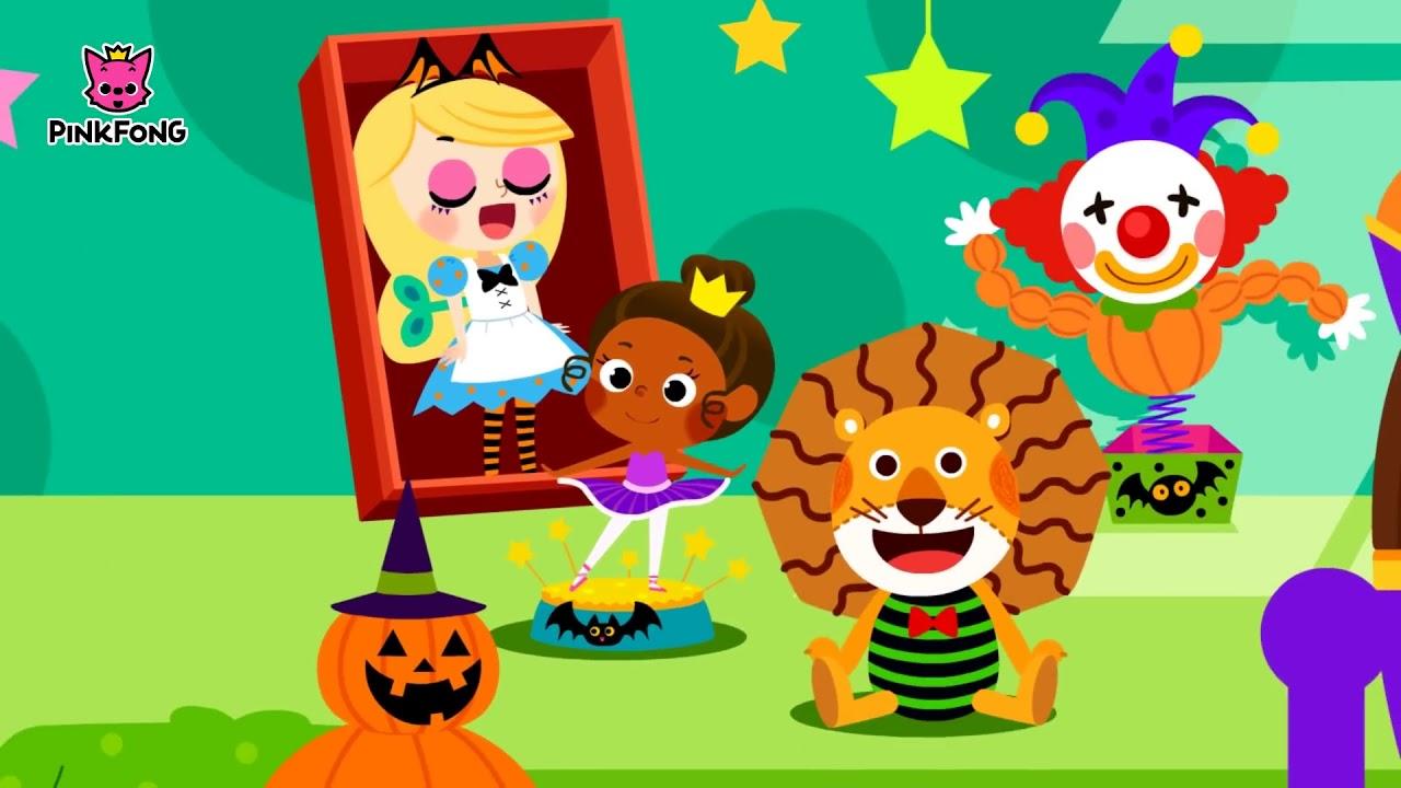 Liên Khúc Nhạc Thiếu Nhi Tiếng Anh - Những Bài Hát Hay Nhất Ngày Halloween  - Songs for Children - Nhạc thiếu nhi mới nhất. - #1 Xem lời bài hát