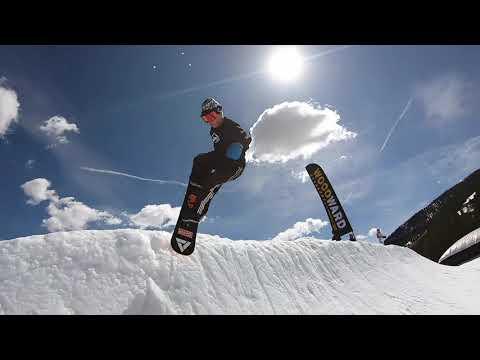 Colorado Summer Snowboarding Kickoff—Lenny Mazzotti, Derek Lemke, and Friends at Woodward   Snowboarder Magazine