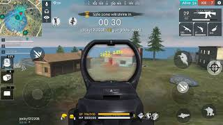 Phehle pursat me booyah...Freefire gamers plzzz like And Subscribe