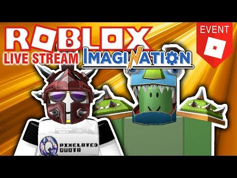 🔴 ROBLOX: PLAYING JAILBREAK, PRISON ROYALE, IMAGINATION EVENT AND MORE!🔴