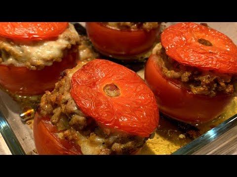 tomates-farcies-à-la-viande-hachée---facile-à-faire---recette-#268