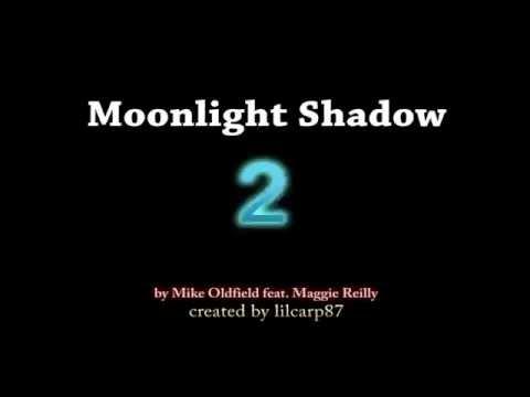 [Karaoke] Moonlight Shadow