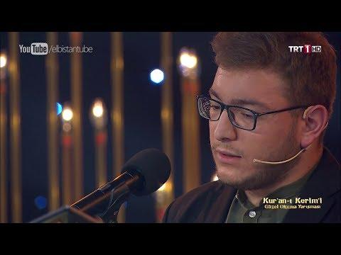Muhammet Bilal Demirel - Fussilet (30-36) Kur'an-ı Kerim'i Güzel Okuma Yarışması