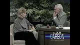Ellen DeGeneres' Big Break, Her 1st TV Interview with Johnny Carson 1986