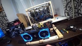 Про Sapphire Nitro+ RX Vega 64 и тест в майнинге