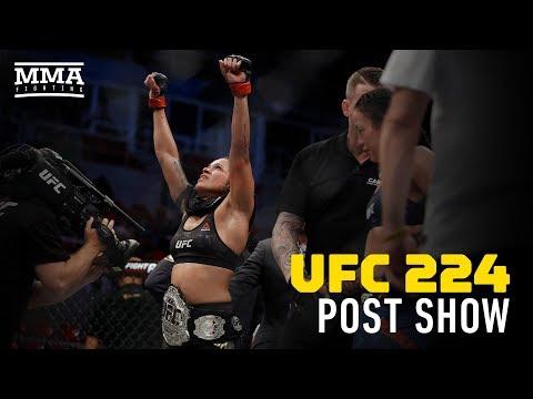 UFC 224, Bellator 199 Post-Fight Show - MMA Fighting