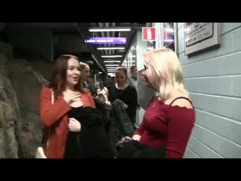 Hurts: Radio NRJ Finland (Meet & Greet) 2016 HD