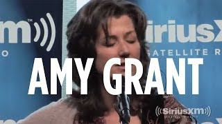 "Amy Grant ""Don't Try So Hard"" // SiriusXM // Artist Confidential"