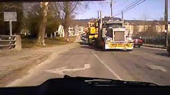 pilotcar.tv™ - Time-Lapse Troublesome Grove 80D New Britain CT to NY/PA Line I-84 136 mi in 4 days