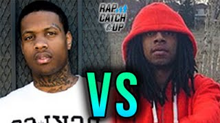 LIL DURK VS P.RICO: TWITTER BEEF + P.RICO DISSES CHIEF KEEF