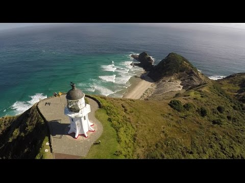 The Far North of New Zealand - 90 Mile Beach to Cape Reinga