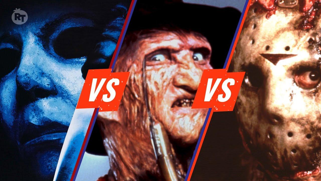 Michael Myers vs. Freddy vs. Jason | Rotten Tomatoes