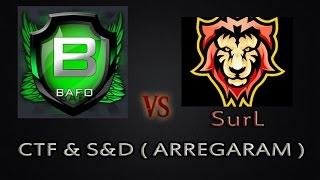 BAFO vs SurL -  CTF e S&D ( arregaram ) Voz Ativa thumbnail