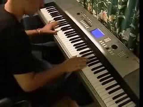 Civilization IV - Baba Yetu (piano)