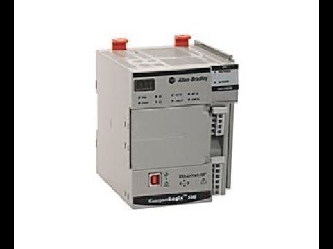 HOW TO FLASH FIRMWARE, DOWNLOAD, AND GO ONLINE WITH A BRAND NEW ALLEN BRADLEY 5380 PLC