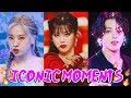 ICONIC KPOP MOMENTS OF 2019! that had me Shook