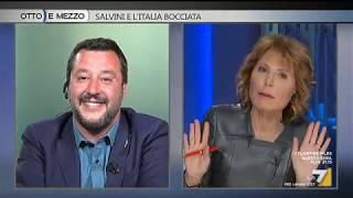 Otto e mezzo - Salvini e l'Italia bocciata (Puntata 05/06/2019)
