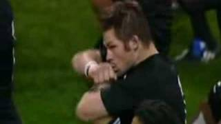 Wales vs New Zealand Haka and Response (whole video) thumbnail
