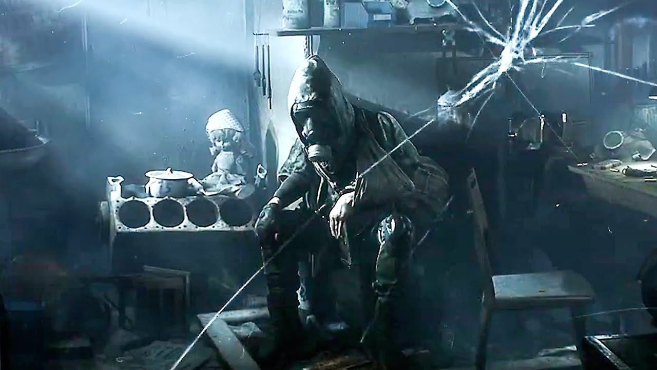 CHERNOBYLITE Trailer (2019) PS4 / Xbox One / PC + video