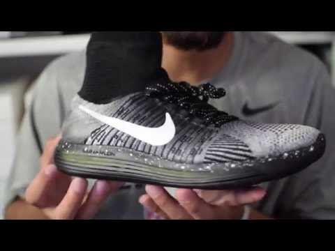 new style 9a086 16516 UNBOXING  Nike LunarEpic Flyknit iD - (Review   On-Feet) - YouTube