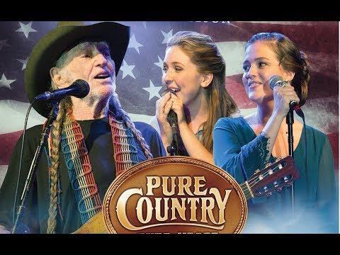 Pure Country: Pure Heart Cast s  Kaitlyn Bausch, Cozi Zuehlsdorff,  Amanda Detmer