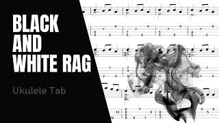 Video George Botsford - Black and White Rag [Ukulele Tutorial] (Tablature) download MP3, 3GP, MP4, WEBM, AVI, FLV September 2018