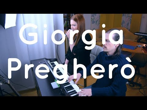 Cristal - I Will Pray (Pregherò) (Cover Giorgia)