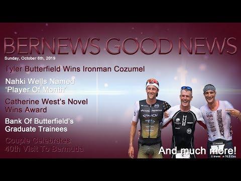 "Bernews ""Good News"" Sunday Spotlight, October 6, 2019"
