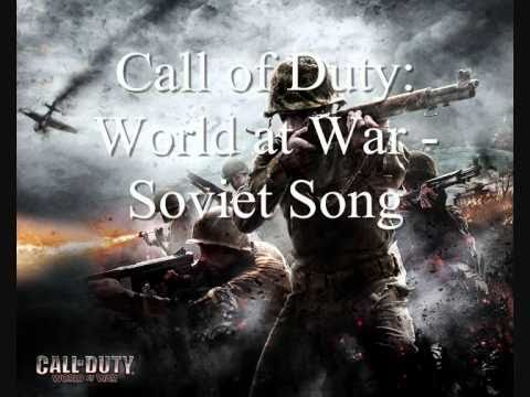 Call Of Duty World At War Soviet Song