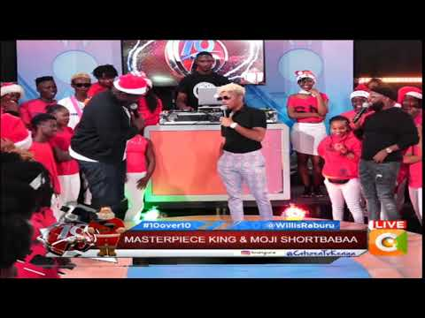 10 over 10 |Masterpiece king and Moji shortbabaa exclusive on 10 over 10