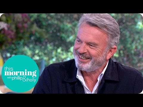 Sam Neill Talks Hunt For The Wilderpeople And Making Wine | This Morning
