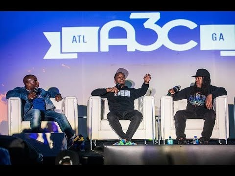 Charlamagne Tha God Moderates a Conversation with Tip 'T.I' Harris and Shaka Senghor