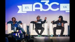 "Charlamagne Tha God Moderates a Conversation with Tip ""T.I"" Harris and Shaka Senghor"