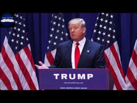 Donald Trump-  Mexican Immigrants are Drug Dealers and Rapists