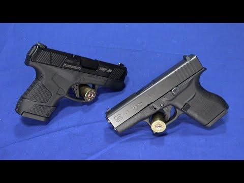 Compared: Glock 43 vs Mossberg MC1 SC