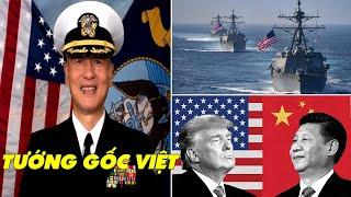 Bất ngờ BÃI TƯ CHÍNH 22/7/2019: tướng Mỹ gốc Việt phó đề đốc hải quân - nỗi khiếp đảm của Trung Quốc