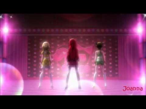 (HD) Pretty Rhythm Rainbow Live - BERUROSE -  「Rosette Nebula」 (episode 29)
