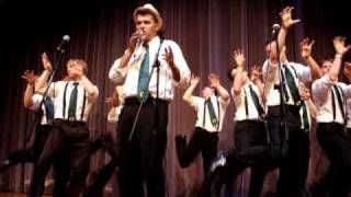 On the Rocks - Bad Romance - West Coast A Cappella 2010