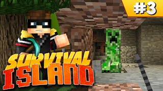 Minecraft Survival Island (Ultra Hardcore): EP3 - Tons of Mobs Thumbnail