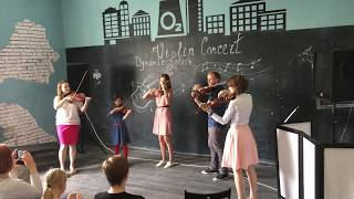 Уроки скрипки для детей и взрослых.
