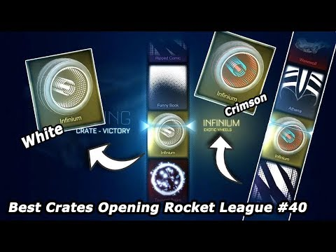 Best Crates Opening Rocket League #40 thumbnail