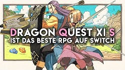 Dragon Quest XI S ist das beste RPG für Nintendo Switch (Review / Test)