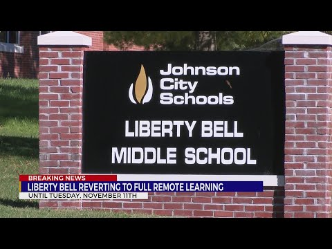 Liberty Bell Middle School moving to remote learning