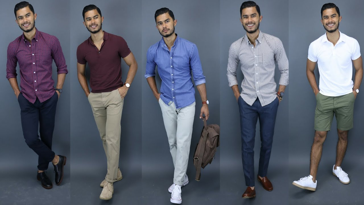 what to wear on a summer date for guys