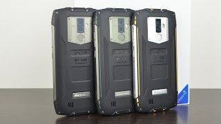 Blackview BV6800 Pro - захищений смартфон з NFC і бездротовою зарядкою за 230$!