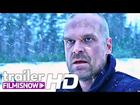 """STRANGER THINGS 4 """"Da Rússia, com amor..."""" Hopper Teaser Trailer - Netflix"""