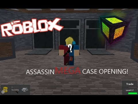 Opening A Pristine Case And 1000 Degree Knife Code Assassin